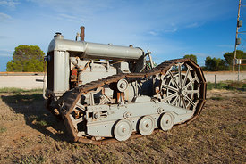 Fordson Crawler Tractor