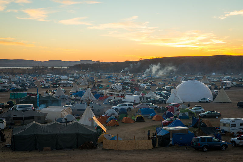 STANDING ROCK photos