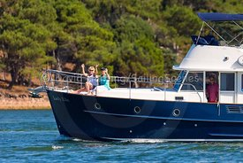Lady Elle, Beneteau Swift Trawler 42, 20180805215