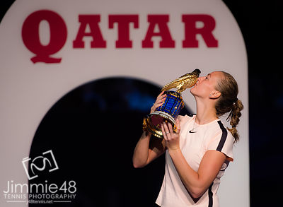 Qatar Total Open 2018 photos