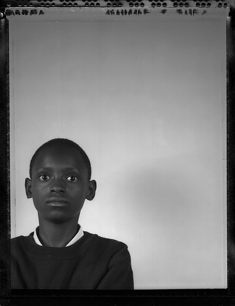 Refugee child from Kenya