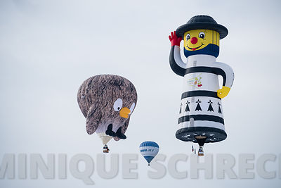 Festival International de Ballons de Château-d'Oex 2015 photos