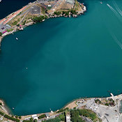 Portovenere aerial photos