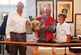 Prize-giving at Weymouth Regatta 2018, 20180909034.