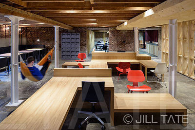 Club Workspace London Bridge | Client: TILT