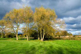 Saint Pierre Golf Course, Mathern near Chepstow, Monmouthshire, South Wales.