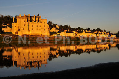FRANCE, MAINE ET LOIRE, MONTSOREAU, CHATEAU//FRANCE, LOIRE VALLEY, MONTSOREAU CASTLE