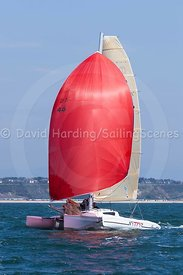 Nitric, 46, Corsair Dash 750 trimaran, 20160529188