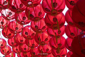 Chinese Lanterns during Lunar New Year in Bangkok.