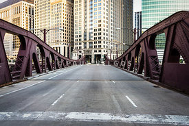Franklin–Orleans Street Bridge Chicago Loop