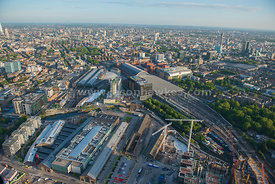 Kings Cross and Euston images