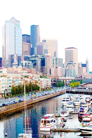 SEATTLE DOWNTOWN WATERFRONT