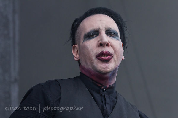 Marilyn Manson Chicago Open Air 2016 photos