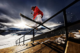Mystical Rail with Gus Kenworthy