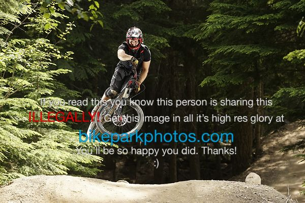 Wednesday June 20th Heart Of Darkness bike park photos