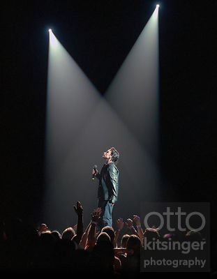 Bono / U2 / Elevation Tour / Anaheim