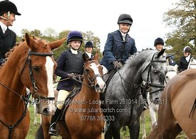 2014-10-26 KSB Opening Meet - Lodge Farm