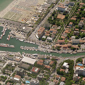 Cervia aerial photos