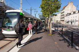 Photo de l arret de tramway Moutonnerie