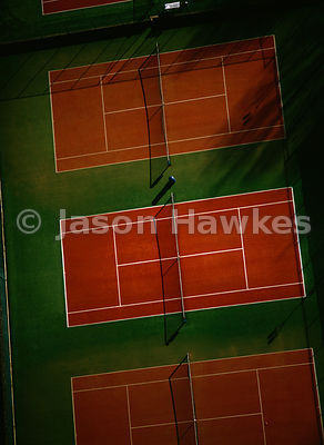 Tennis courts, Essex