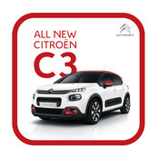 ALL NEW CITROEN C3 photos