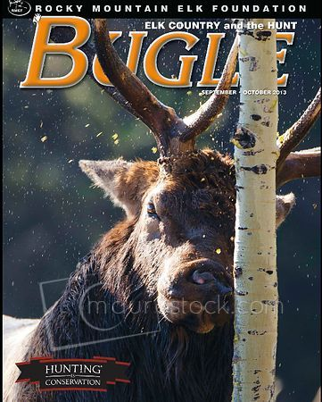 Cover Sept./Oct. 2013 Bugle Magazine photos