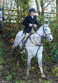 Shane Kelly - The Cottesmore Hunt at Owston 29/11