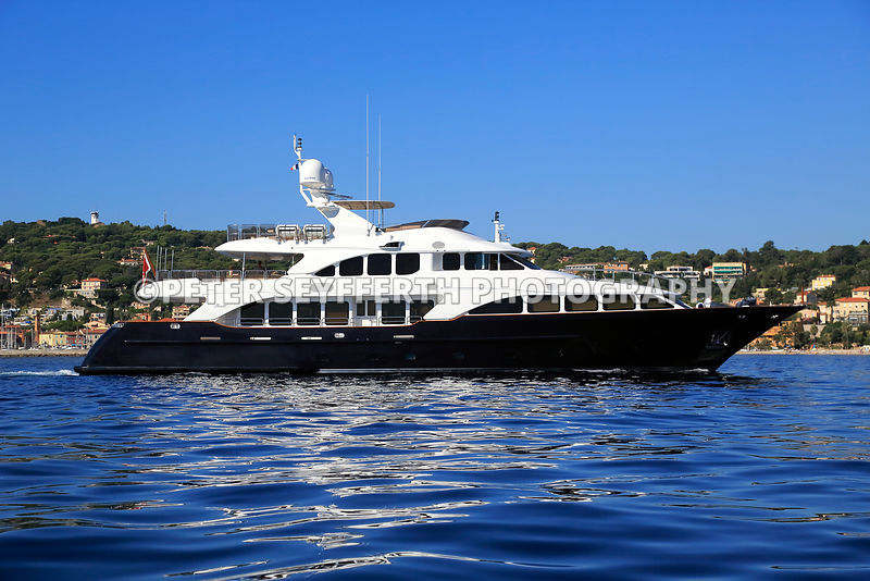 Superyacht African Queen