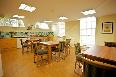 Kitchen Dining Room in Day Centre