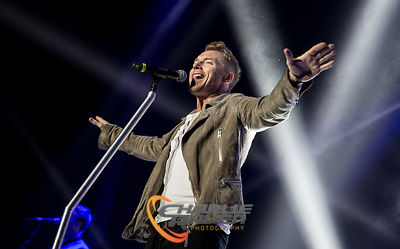 Ronan Keating - Bournemouth International Centre 01.10.16 photos