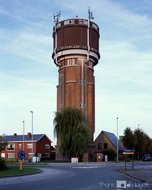 Watertower Eeklo I, No. 22