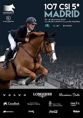 2017_CSI5* Longines Global Champions Tour of Madrid photos