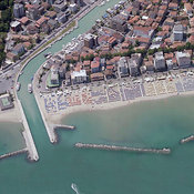 Bellaria – Igea Marina aerial photos