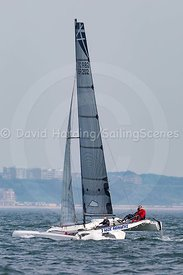 3 Wiise Monkeys, GBR202, Diam 24, Poole Regatta 2018, 20180526368