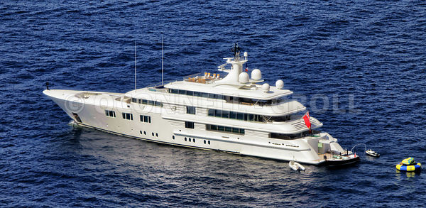 Superyacht Lady S