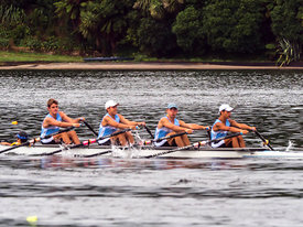 Taken during the National Championships 2018, Lake Karapiro, Cambridge, New Zealand; ©  Rob Bristow; Frame 0024 - Taken on: Tuesday - 13/02/2018-  at 07:56.09