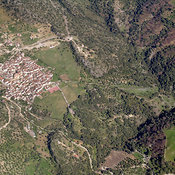 Alpandeire aerial photos