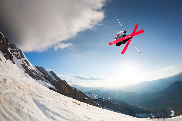 Freeski 2013-2014 photographe de ski annecies