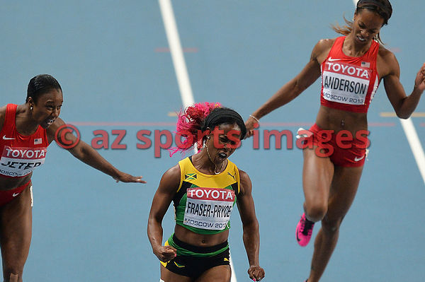 Shelly-Ann FRASER-PRYCE (JAM)