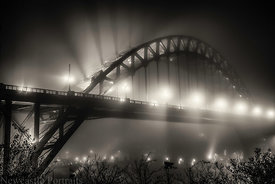 Fog on the Tyne