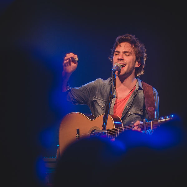 Jack Savoretti gig at Wedgewood Rooms