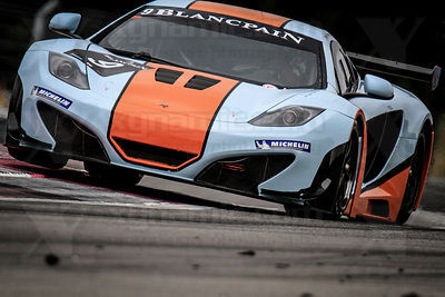 Blancpain Endurance Test Paul Ricard photos