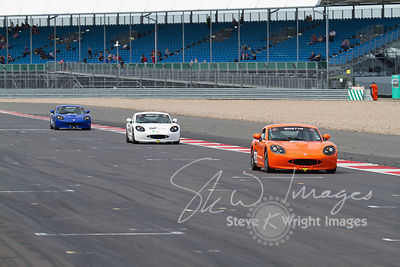 Ginetta Support Races images