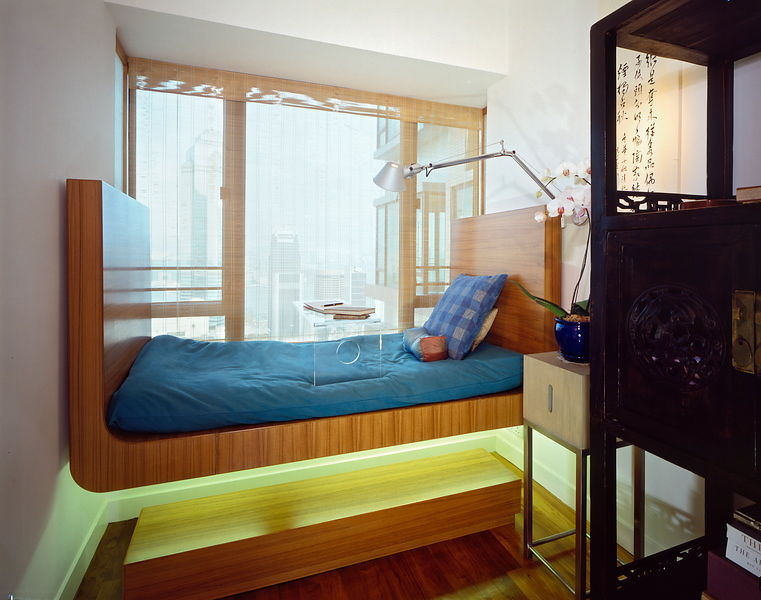 Michael Freeman Photography Hong Kong Apartment