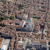 Brescia aerial photos