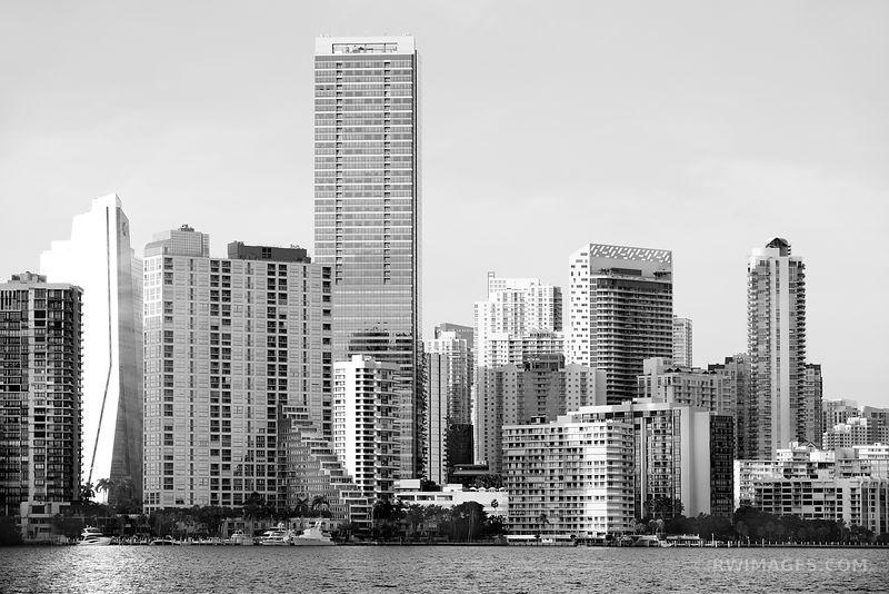 Miami black and white