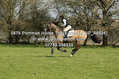 Portman Horse Trials 2014 - Novice Sections (13-00 - 13-59) photos