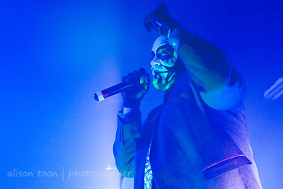 Blaze Ya Dead Homie, Casket Factory Tour, The Boardwalk