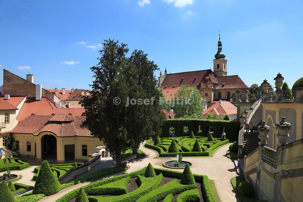 vrtba garden prague czech - photo #36