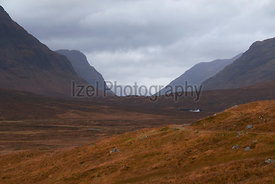 Glencoe, Scottish Highlands.